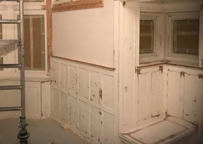 Houtwerk en renovatie